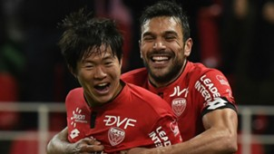 Chang Hoon Kwon Dijon Toulouse Ligue 1 25112017