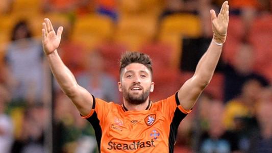 Brandon Borrello, Brisbane Roar
