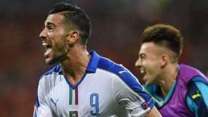 Graziano Pelle Italy Euro 2016