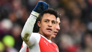 Alexis Sanchez Arsenal Premier League