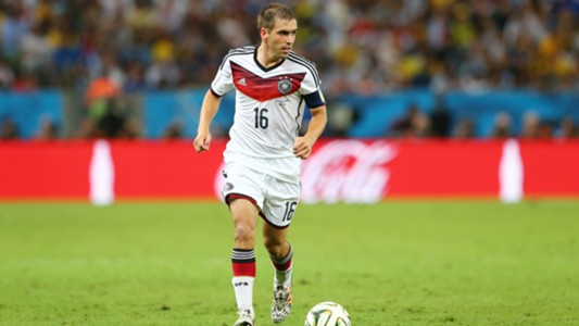 Philipp Lahm Germany World Cup 2014