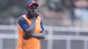 AFC Leopards coach Tom Juma