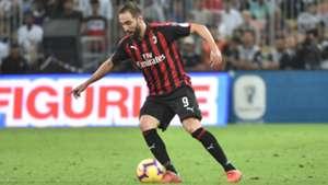 Gonzalo Higuain Juventus Milan Supercoppa