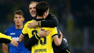Borussia Dortmund Thomas Tuchel Julian Weigl
