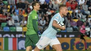 Ciro Immobile Udinese Lazio Serie A 04082018