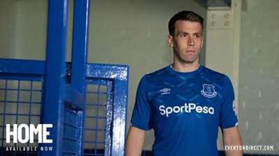 Everton home kit 2019-20