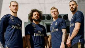 New 2019-20 football kits: Real Madrid, Manchester United, Barcelona