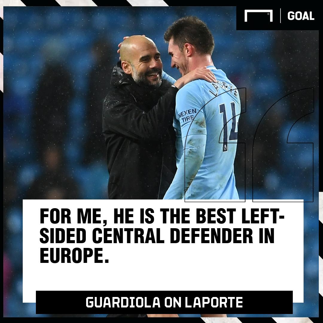 Laporte Guardiola GFX