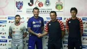 Jumpa pers Bhayangkara vs FC Tokyo