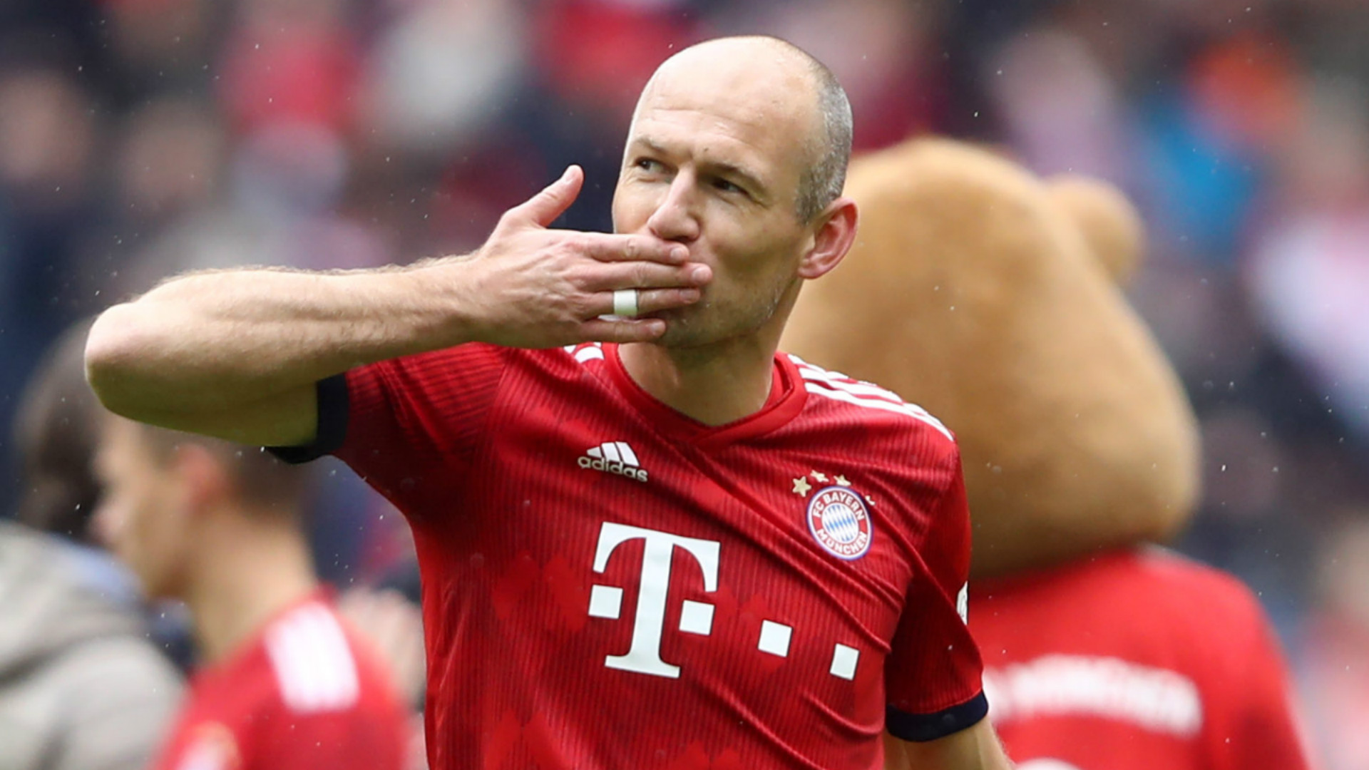 a1724b648 Transfer news  Arjen Robben has options in and out of Europe and believes  he can extend his career for five years post-Bayern Munich