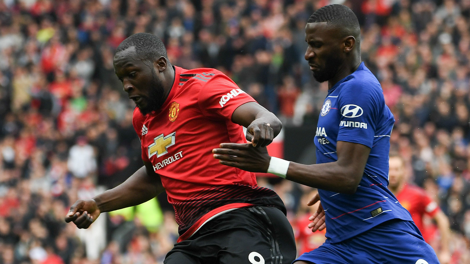 Manchester United News: Romelu Lukaku Looks Unfit & Is