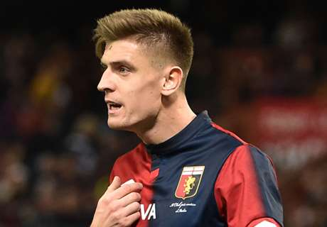 Higuain's Chelsea move on with Piatek set for Milan medical