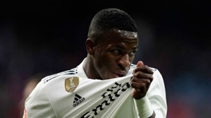 Vinicius Jr Real Madrid 2018-19