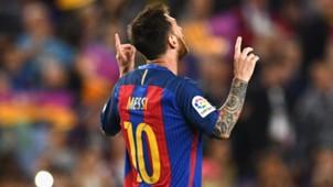 Lionel Messi Barcelona Eibar LaLiga 21052017
