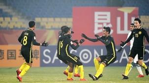 Malaysia U23, 16012018