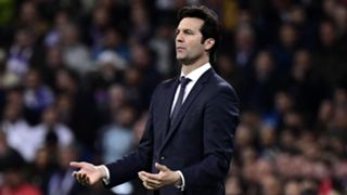 Santiago Solari Real Madrid 2019
