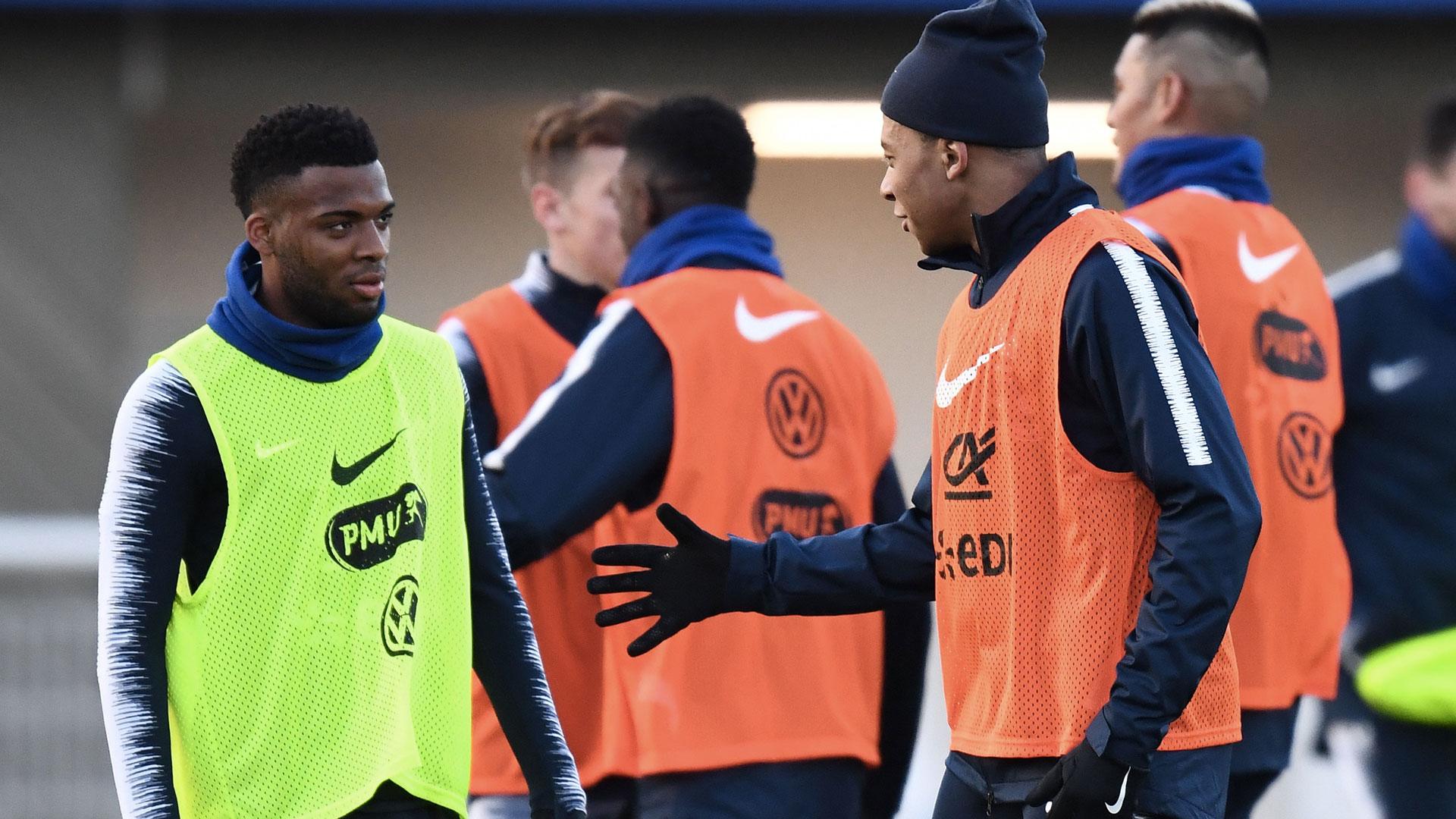 Amical : une équipe de France aux deux visages renversée par la Colombie