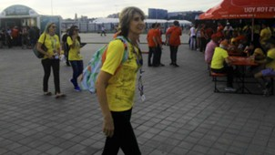 Esposa Tite Brasil x Súíça Copa Rússia 17 06 18