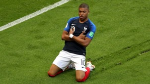 Kylian Mbappe France Argentina World Cup 2018 300618