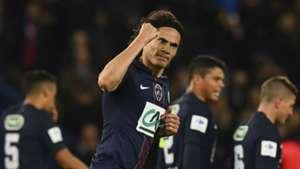 Edinson Cavani PSG Monaco Coupe de France 26042017