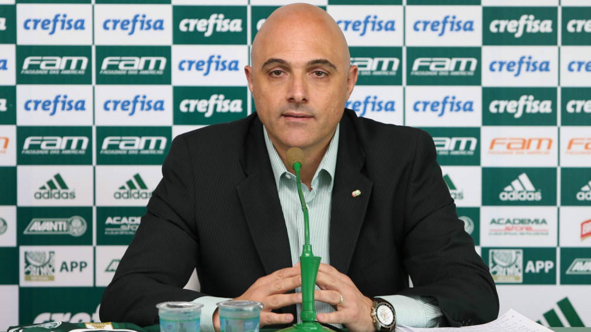 Maurício Galiotte - Palmeiras - 5/05/2017