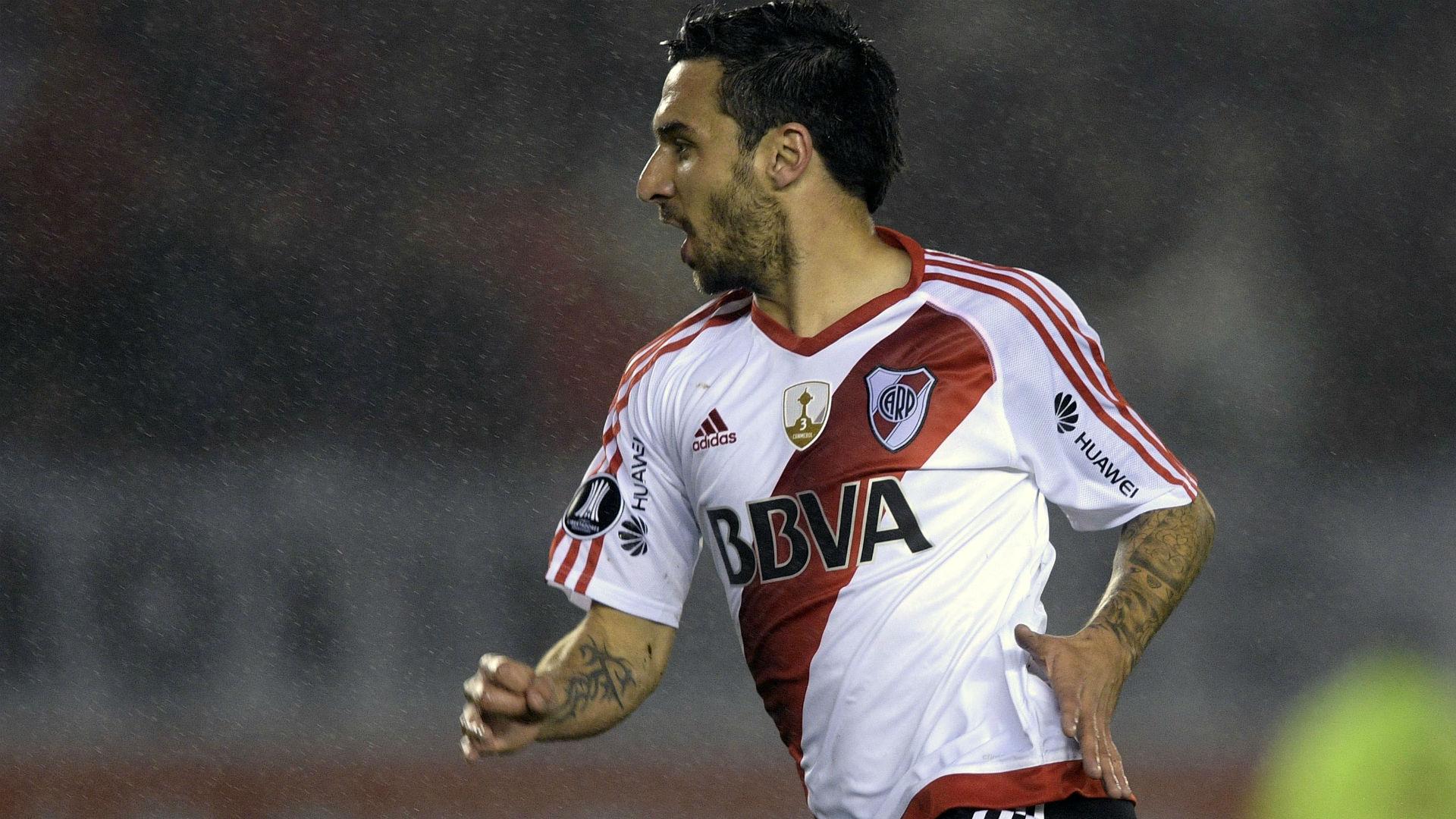 Ignacio Scocco River Jorge Wilstermann Copa Libertadores 21092017
