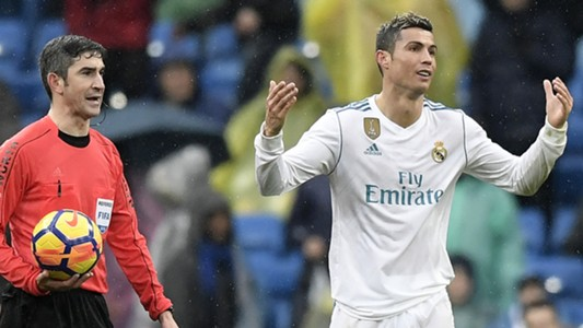 Cristiano Ronaldo Real Madrid Villarreal