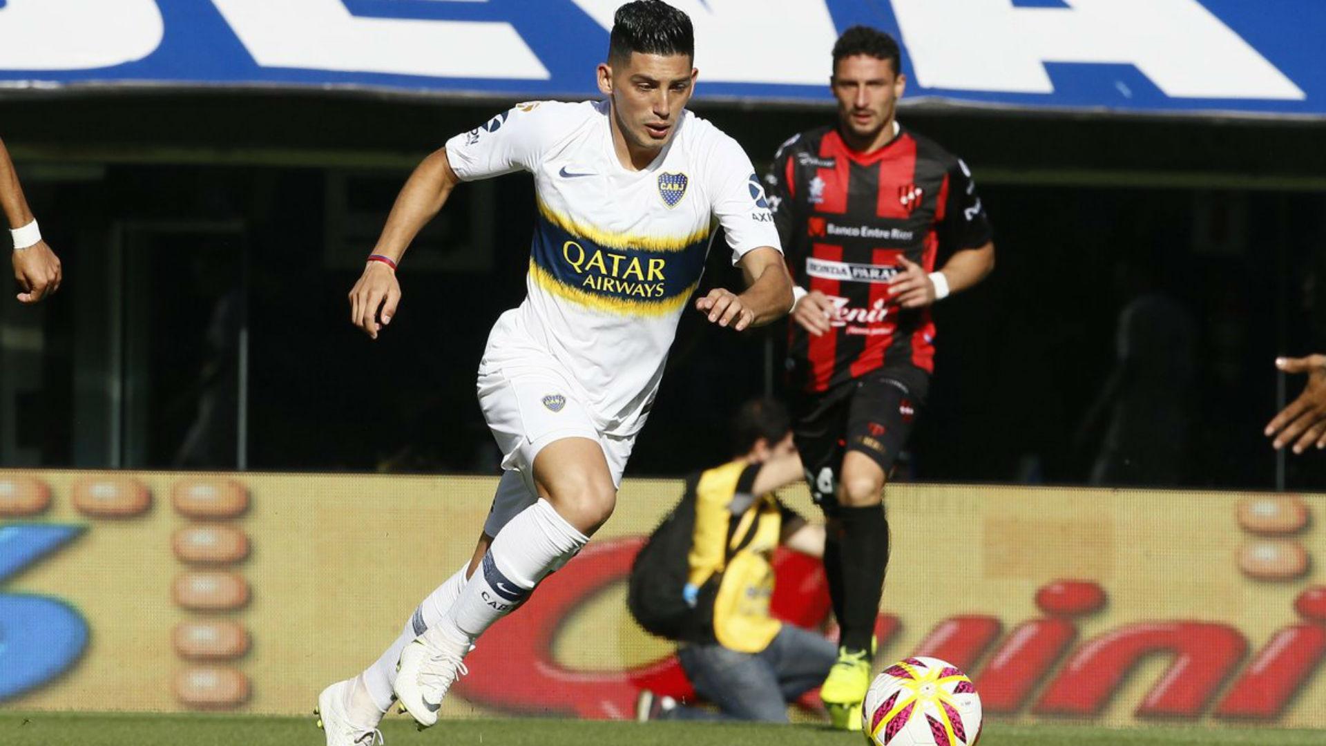 Cristian Espinoza Boca Patronato Superliga 17112018