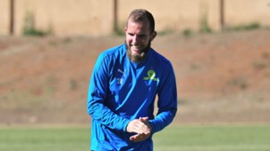 Mamelodi Sundowns Jeremy Brockie, July 2018