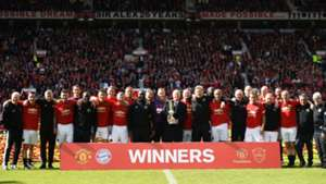 Treble Reunion Manchester United