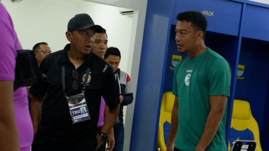 Rahmad Darmawan & Hamka Hamzah - Sriwijaya FC