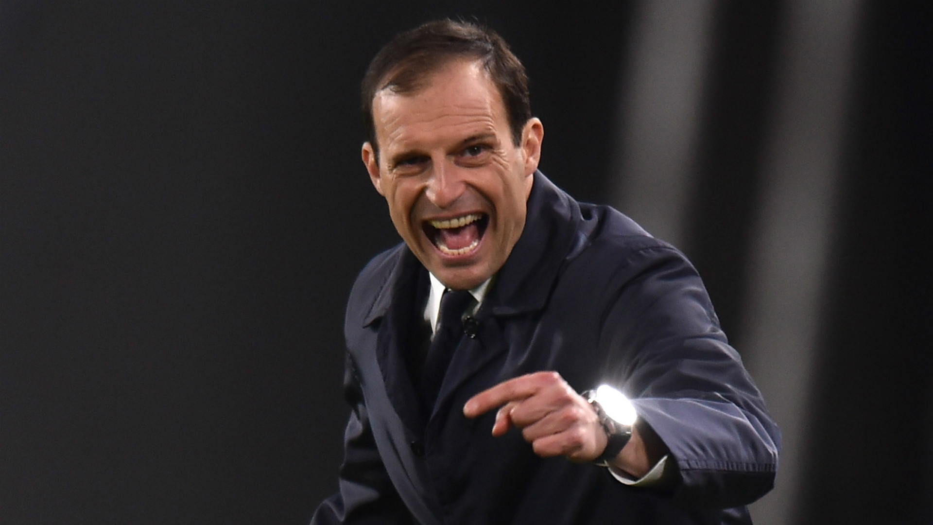Allegri Juventus Milan