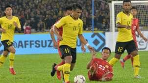 Safawi Rasid, Malaysia, 2018 AFF Suzuki Cup