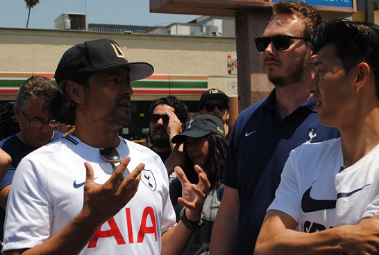Rich Orosco and Son Heung-min