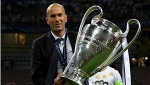 Zinedine Zidane & Pelatih Dengan Gelar Piala Eropa/ Liga Champions Terbanyak