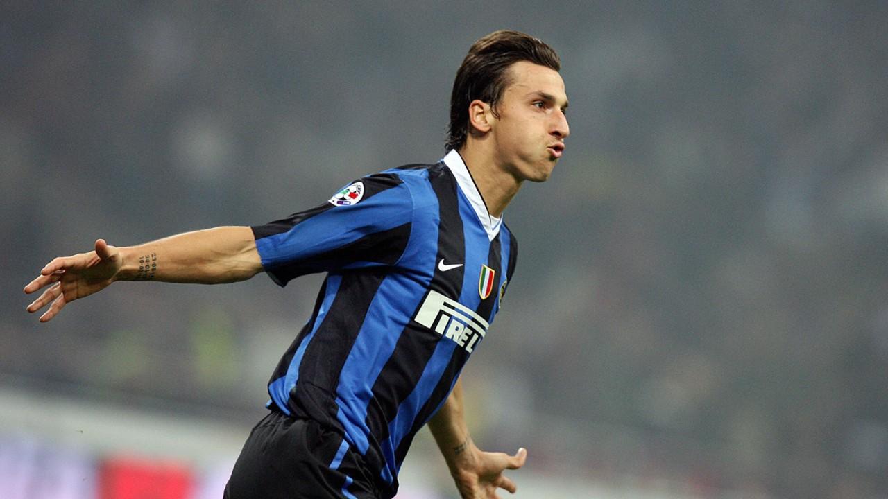 Zlatan Ibrahimovic Inter Milan