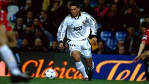 Rolando Zarate Real Madrid 1999