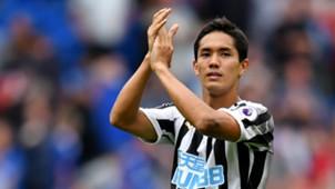 2018-08-19 Muto Yoshinori Newcastle United