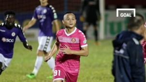 Sài Gòn FC Hà Nội FC Vòng 14 V.League 2018