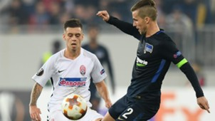 PETER PEKARIK HERTHA BERLIN UEFA EUROPA LEAGUE 19102017