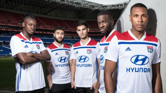 Lyon home kit 2018-19
