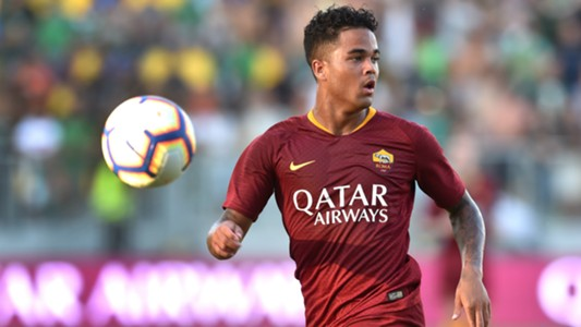 Justin Kluivert, AS Roma 07202018