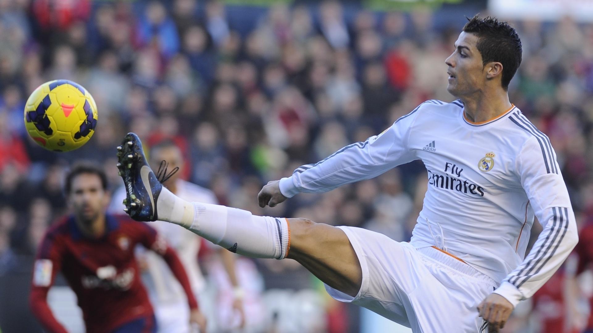 كريستيانو رونالدو ريال مدريد