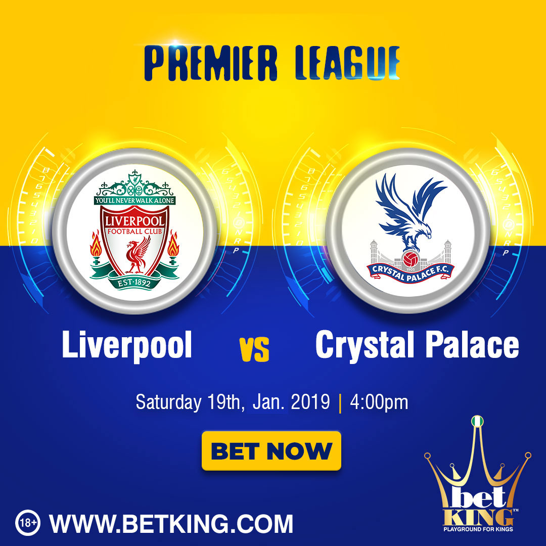BetKing Liverpool Palace