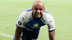 Felipe Melo Palmeiras Melgar Libertadores 12 03 2019