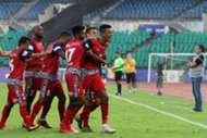 Chennaiyin FC Jamshedpur FC