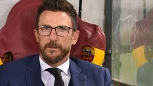 Di Francesco Roma Plzen Champions League