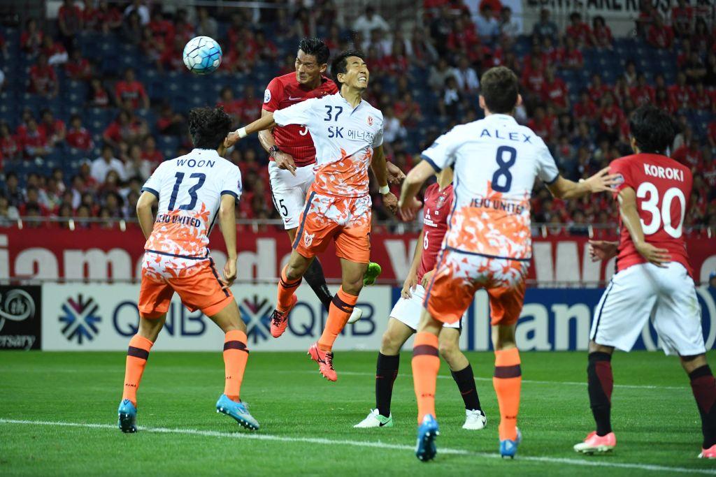 Urawa Red Diamonds vs Jeju United