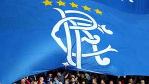 Rangers fans Ibrox