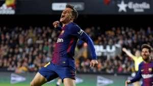 Coutinho Valencia Barcelona Copa del Rey 08022018
